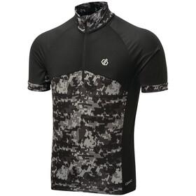 Dare 2b StayTheCourse Maillot de cyclisme Homme, black/black